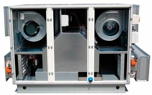 centrale double-flux DFE micro watt