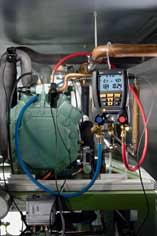 Caméra Testo 550 maintenance