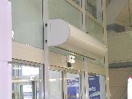 rideaux d'air AC ELECTRIQUE