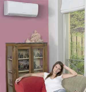 Climatiseur mural réversible Inverter MSZ_FA