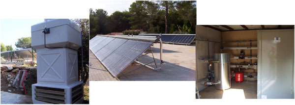 Climatisation gaz climatisation solaire